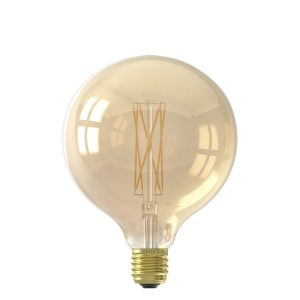 Filament LED Antique Glass Globe Bulb (Dimmable)