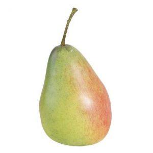 Faux Pear Decoration