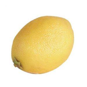 Faux Lemon Decoration