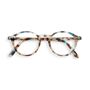 Izipizi #D Reading Glasses(Spectacles)Blue Tortoise