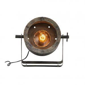Theatre Metal Table Lamp