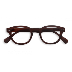 Izipizi #C Reading Glasses(Spectacles)Dark Wood