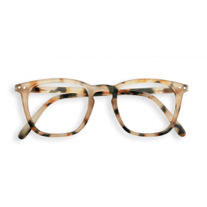 Izipizi #E Reading Glasses(Spectacles)Light Tortoise