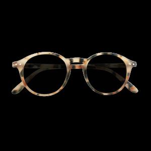 Izipizi #D Sunglasses Light Tortoise Grey Lenses
