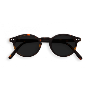 Izipizi #H Sunglasses Tortoise Grey Lenses