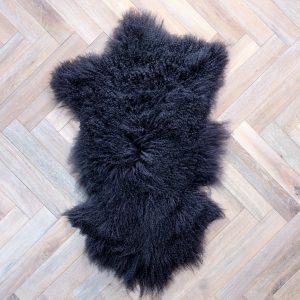 Grey Tibetan Sheepskin