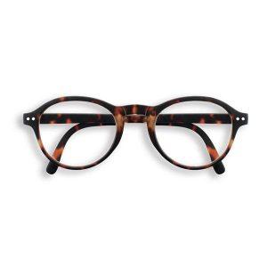 Izipizi #F Foldable Frame Reading Glasses (Spectacles) in Tortoise