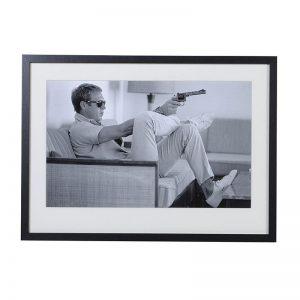 Steve McQueen Aim Picture