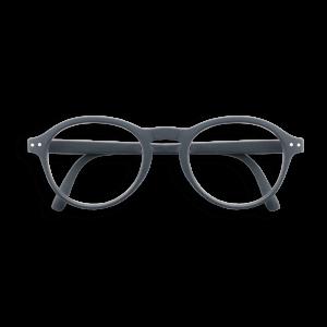 Izipizi #F Foldable Frame Reading Glasses (Spectacles) in Grey