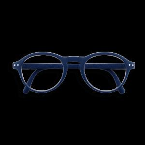 Izipizi #F Foldable Frame Reading Glasses (Spectacles) in Navy Blue