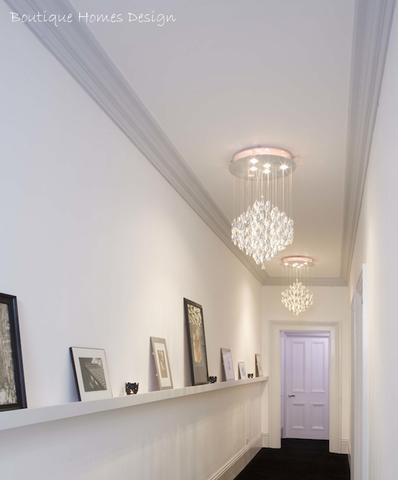 Boutique Homes Hallway