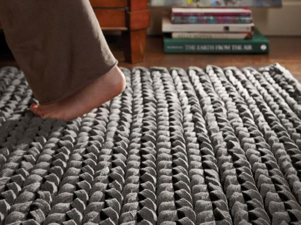 Urbane Luxury Rug Grey