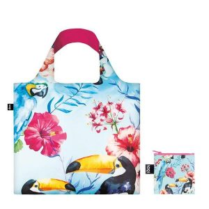 Loqi Wild Birds Bag