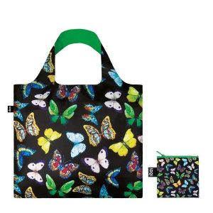 Loqi Wild Butterflies Bag