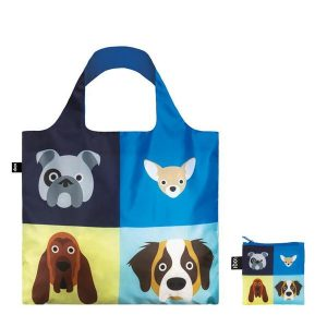 Loqi Stephen Cheetham's Dogs Bag