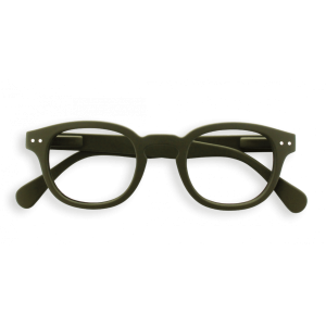 Izipizi #C Reading Glasses(Spectacles)Khaki