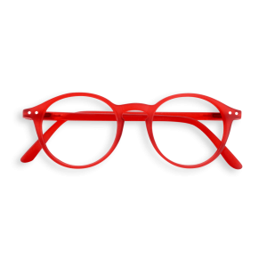 Izipizi #D Reading Glasses(Spectacles)Red