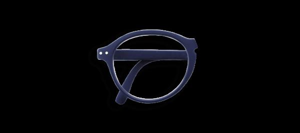 Izipizi #F Foldable Frame Reading Glasses