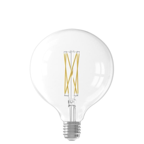 E27 Filament LED Clear Globe Bulb (Dimmable)