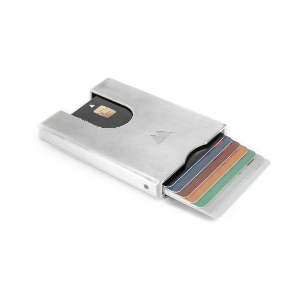 Walter Wallet Cards Holder Aluminium