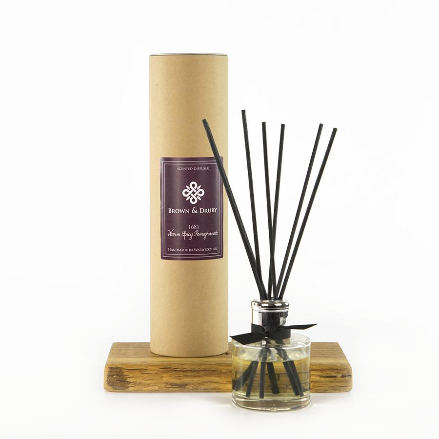 Brown and Drury 1681 Pomegranate Diffuser