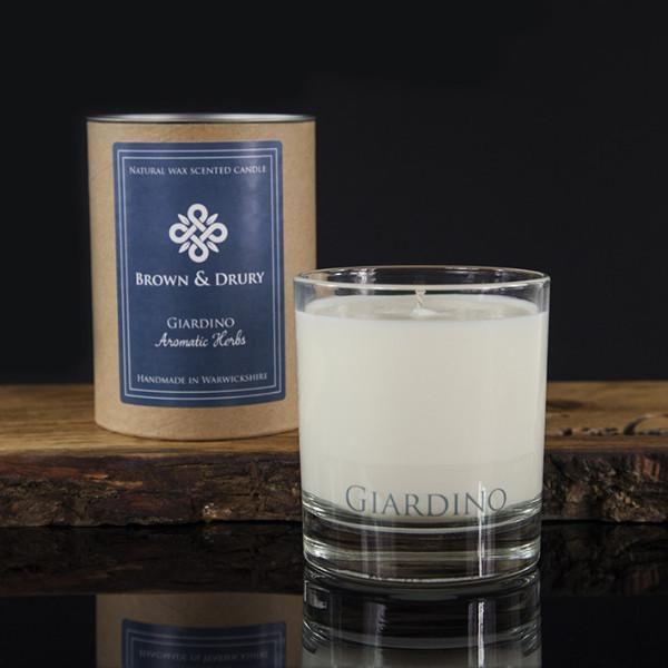 Brown and Drury Giardino Candle