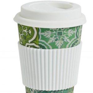 Bamboo Mug to Go Green Mosaics