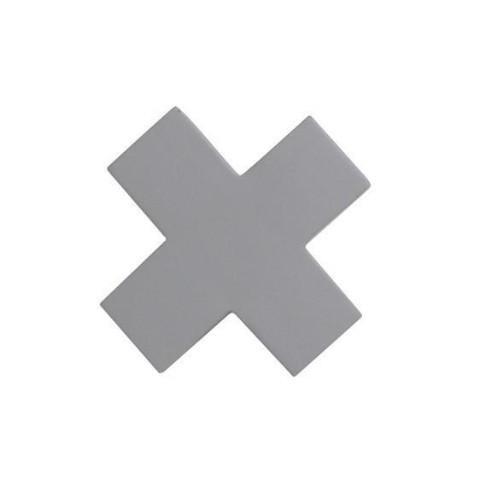 Grey Wooden Cross Hook