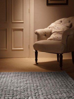 Fusion Luxury Rug Grey