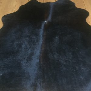 Cow Hide -Black Extra Small