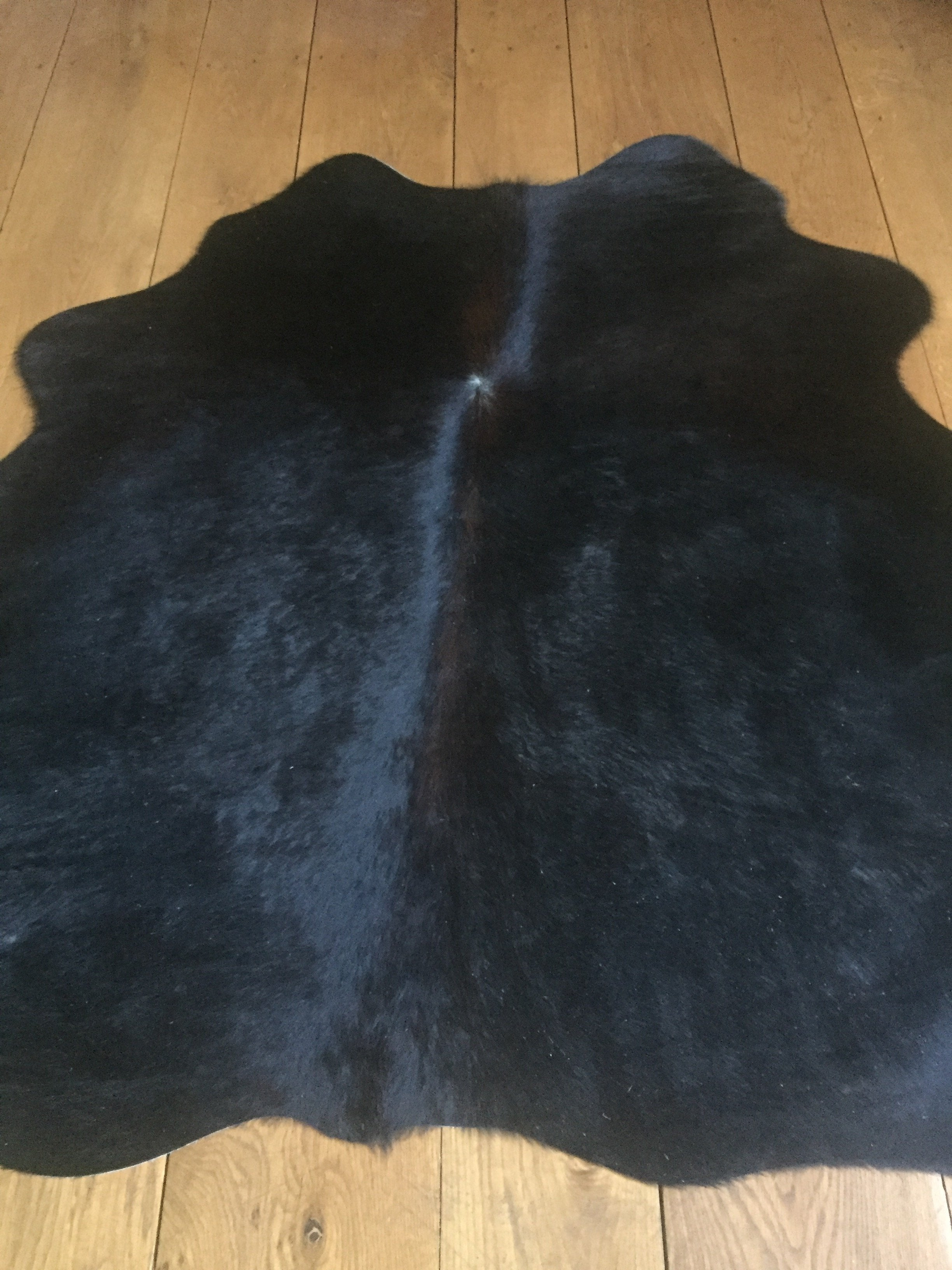 Cow Hide Rug Extra Small