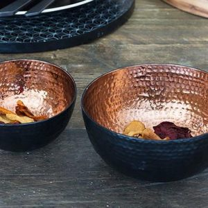 Copper Nesting Bowls