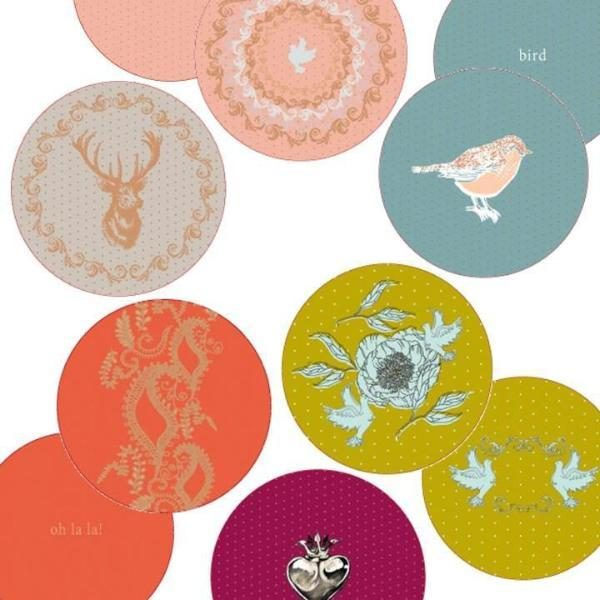 Compact Mirror in Assorted designs