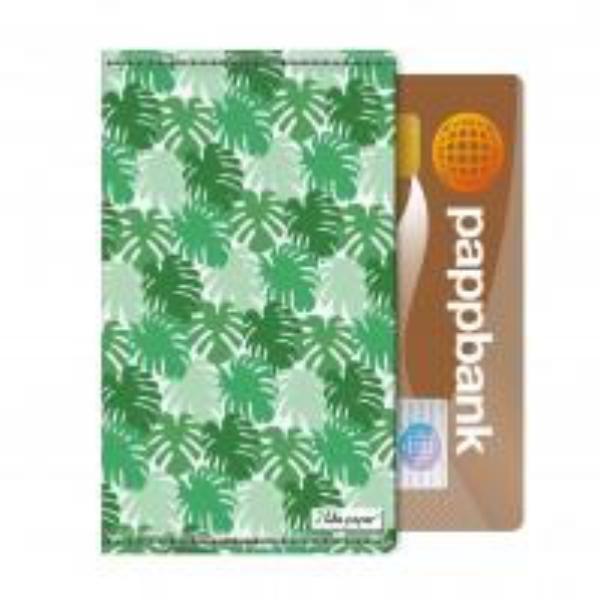 Green Jungle Card Holder