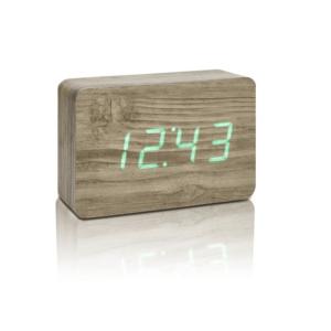 Brick Ash Click Clock