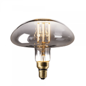 Filament E27 LED Giant Calgary Bulb Titanium (Dimmable)