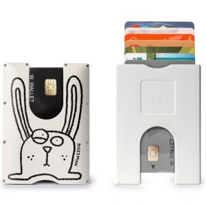 Walter Wallet Card Holder Nozzman - Grabbit