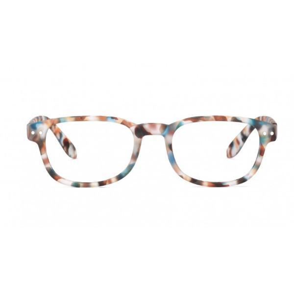 Izipizi #B Reading Glasses (Spectacles) in Blue Tortoise