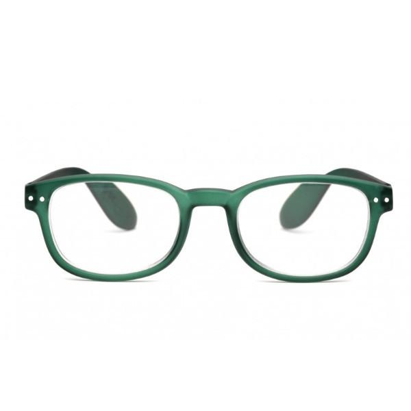 Izipizi #B Reading Glasses(Spectacles)Green Crystal