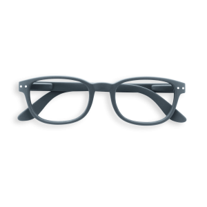 Izipizi #B Reading Glasses(Spectacles)Grey