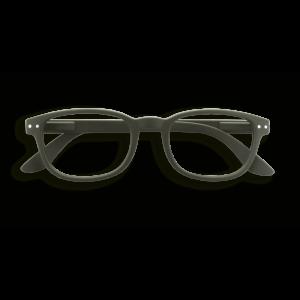 Izipizi #B Reading Glasses(Spectacles)Khaki