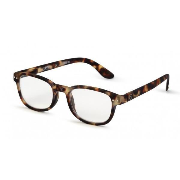 Izipizi #B Reading Glasses (Spectacles) in Tortoise