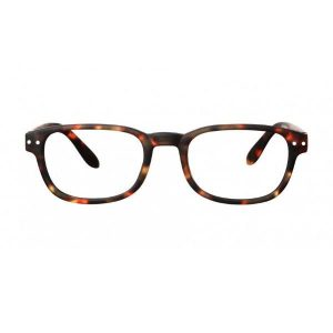 Izipizi #B Reading Glasses(Spectacles)Tortoise