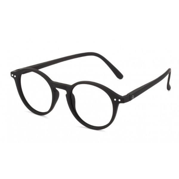 Izipizi #D  Reading Glasses (Spectacles) Black Soft