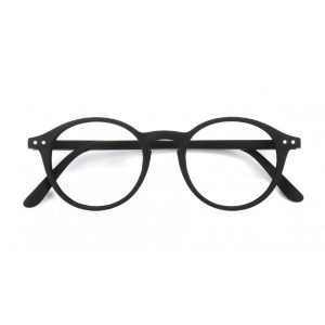Izipizi #D Reading Glasses(Spectacles)Black Soft