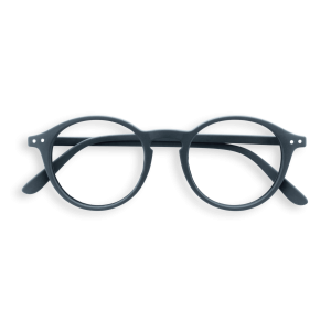 Izipizi #D Reading Glasses(Spectacles)Grey Soft