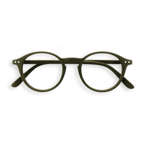Izipizi #D Reading Glasses (Spectacles) in Khaki