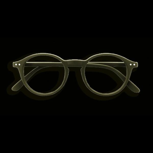 Izipizi #D Reading Glasses (Spectacles) Khaki