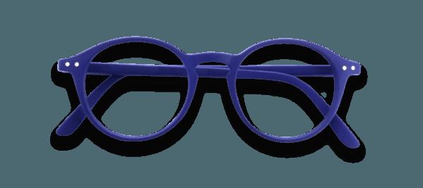 Izipizi #D Reading Glasses(Spectacles) Navy Blue Soft