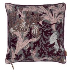 Grape Velvet Art Deco Print